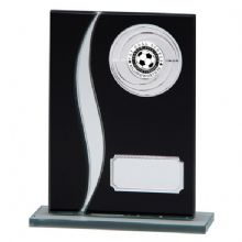 Black Spirit Mirrored Glass Award